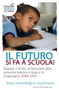 il flyer della Campagna